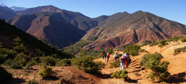 L'organisation de voyages d'aventure au travers les plus belles régions du Maroc